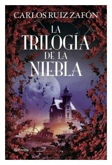 купить книгу Carlos Ruiz Zafon La Trilogia De La Niebla по низкой цене с доставкой из яндекс маркета