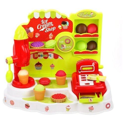 Купить Магазин Наша игрушка Магазин мороженного (XG1-16A), Играем в магазин