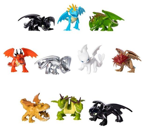 Фигурка Spin Master Dragons 66616