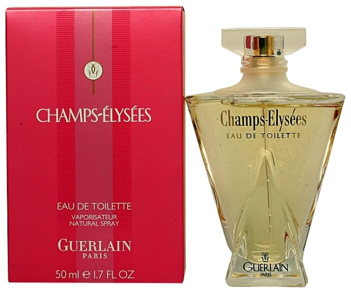 Туалетная вода Guerlain Champs Elysees (1996)