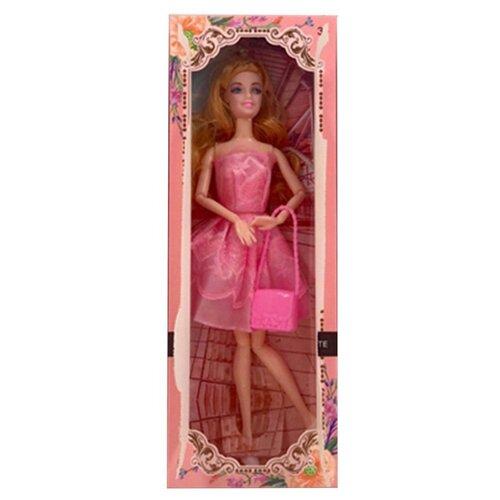 Кукла Наша игрушка Элегантная девушка 29 см ZR-691-4 игрушка