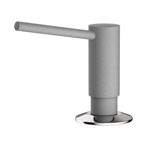 Дозатор для жидкого мыла OMOIKIRI OM-02, ленинградский серый