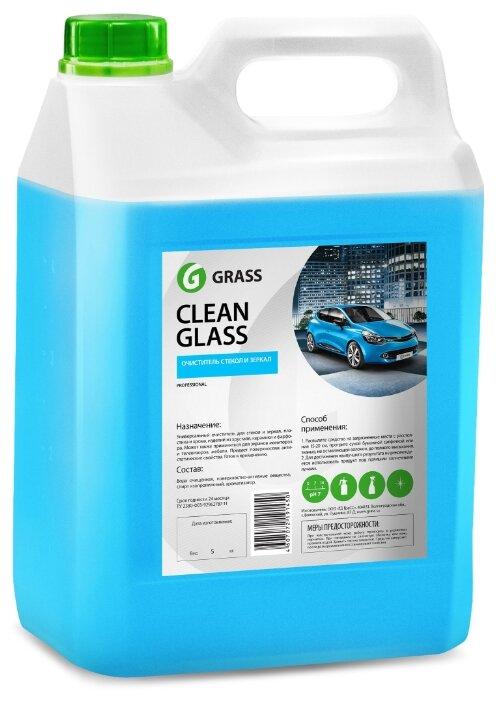 Очиститель для автостёкол GraSS 133101, 5 л