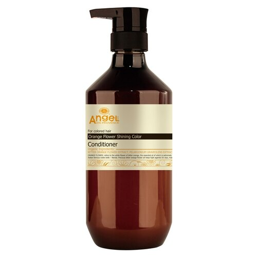 Angel Provence кондиционер Orange Flower Shining Color для окрашенных волос, 250 мл