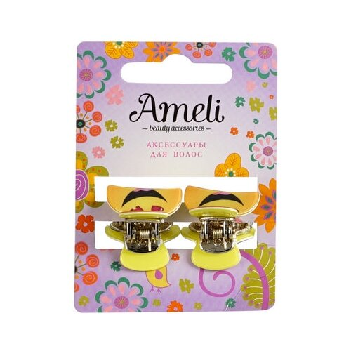 Купить Краб Ameli Смайл (3087520) 2 шт. желтый
