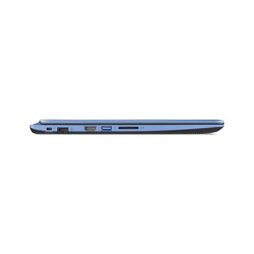 "Ноутбук Acer ASPIRE 1 A114-32-C9GN (Intel Celeron N4020 1100MHz/14""/1366x768/4GB/128GB SSD/Intel UHD Graphics 600/Windows 10 Home) NX.GW9ER.006 stone blue"