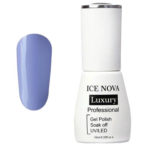 Купить Гель-лак для ногтей ICE NOVA Luxury Professional, 10 мл, 028 iris