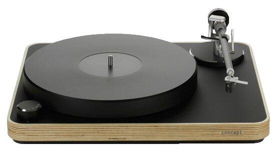 Виниловый проигрыватель Clearaudio Concept Wood MM