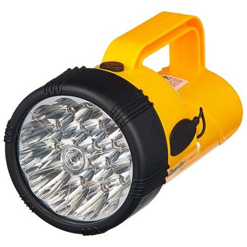 Ручной фонарь Camelion LED29314 желтый/черный