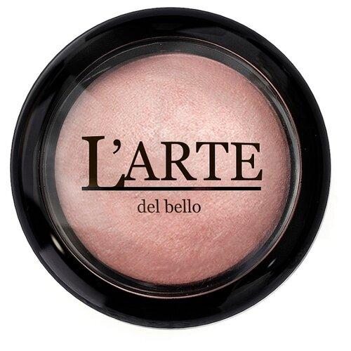 цена на L'Arte del bello Запеченные румяна с эффектом сияния Velo Celeste 07