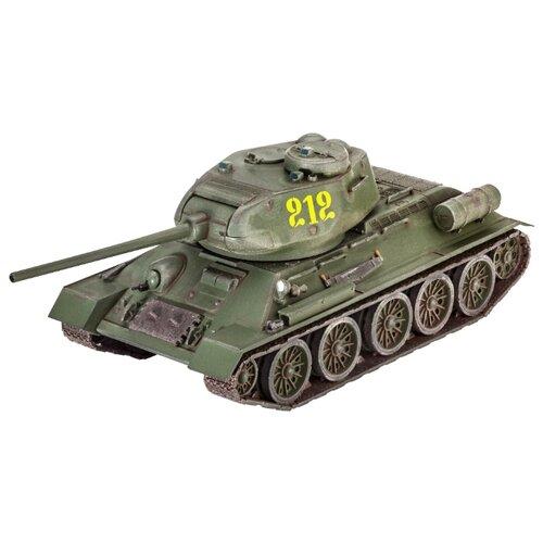 Купить Сборная модель Revell T-34/85 (03302) 1:72, Сборные модели