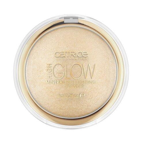 CATRICE Хайлайтер High Glow Mineral Highlighting Powder 020, gold dust недорого