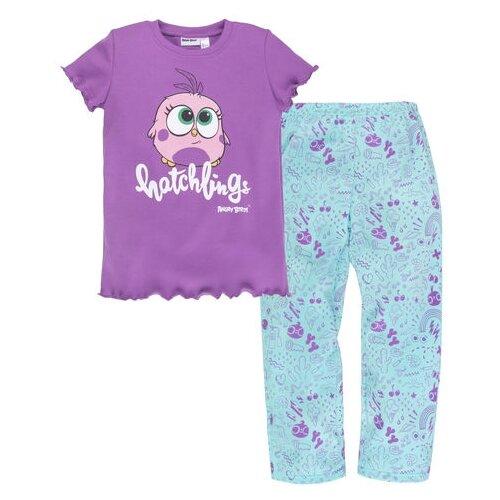 Купить Пижама Bossa Nova размер 30, голубой/сиреневый, Домашняя одежда