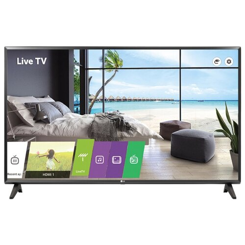 Телевизор LG 32LT340C 32 (2019) черный телевизор lg 32 32lt340c черный