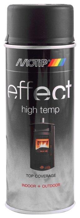 Краска MOTIP Deco effect heat resistant lacquer термостойкая