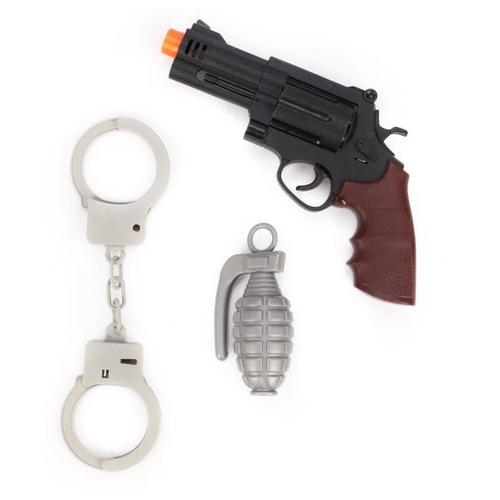 Купить Игровой набор Наша игрушка Полиция M0173, Полицейские и шпионы