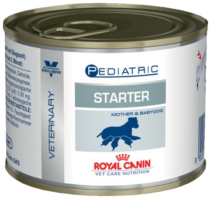 Корм для щенков Royal Canin Pediatric Starter 12шт. х 195г