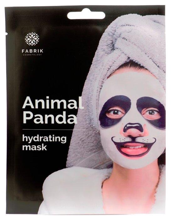 Fabrik cosmetology увлажняющая тканевая маска Панда