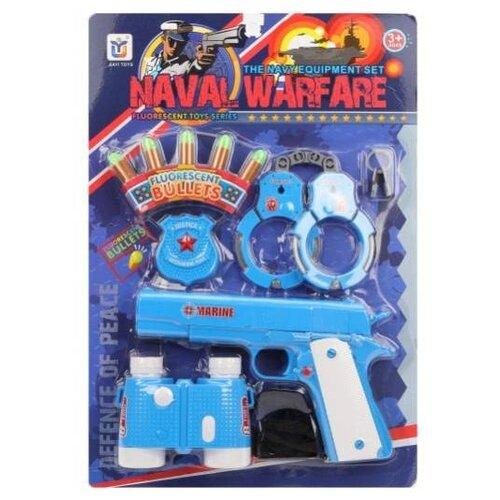 Купить Игровой набор Наша игрушка Полиция 648-21, Полицейские и шпионы