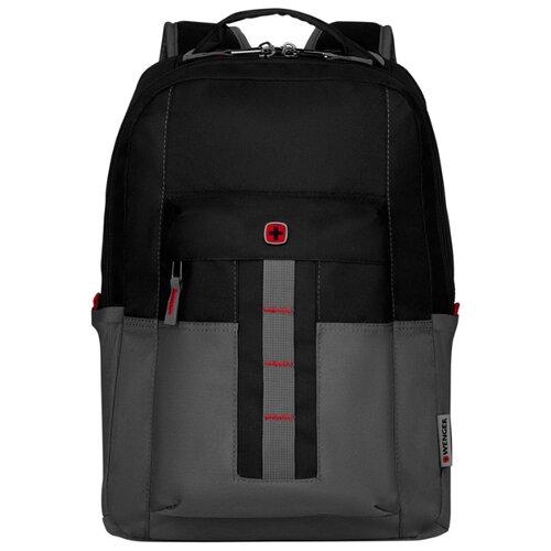 Рюкзак WENGER Ero Pro 601901 черный/серый фото