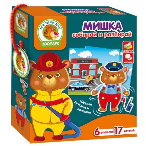Настольная игра Vladi Toys Мишка VT2109-06