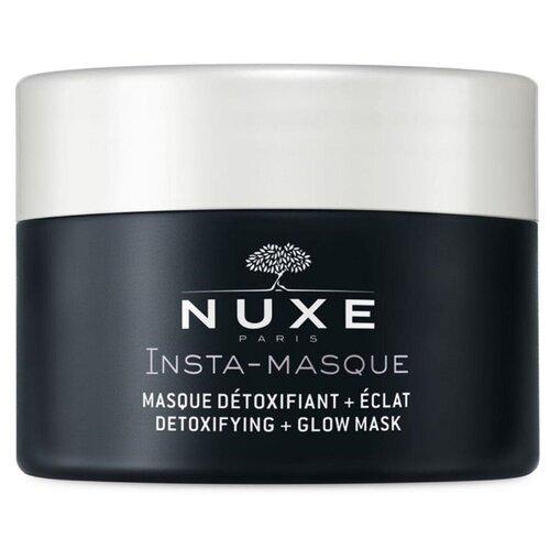 Фото - Nuxe Маска Insta-Masque детокс и сияние, 50 мл нюкс очищающая разглаживающая маска для лица insta masque 50 мл