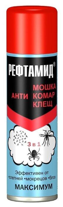Репеллент Рефтамид Максимум 100мл, 1 шт
