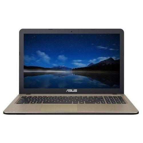 Ноутбук ASUS VivoBook D540MB-GQ080T (Intel Pentium N5000 1100MHz/15.6/1366x768/4GB/500GB HDD/DVD нет/NVIDIA GeForce MX110 2GB/Wi-Fi/Bluetooth/Windows 10 Home) 90NB0IQ1-M01120 черный