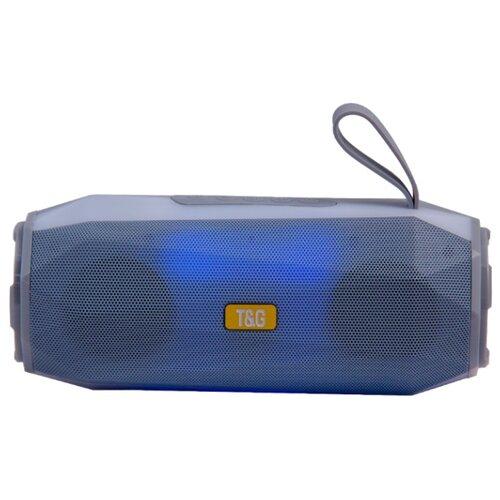 Портативная акустика T&G TG147 grey