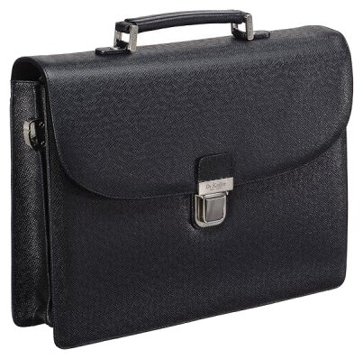 Портфель для мужчин Dr.Koffer P402495, натуральная кожа