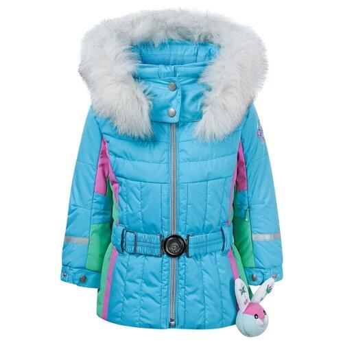 Фото - Куртка Poivre Blanc размер 86, голубой куртка poivre blanc размер 128 true blue multi