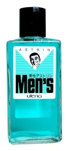 Utena Освежающий лосьон для лица с охлаждающим эффектом Men's