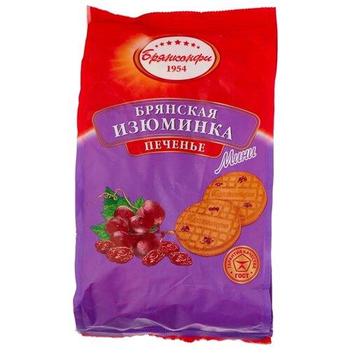 Печенье Брянконфи Брянская изюминка-мини, 350 г черемушки мини бамбини сахарное печенье какао 150 г page 3