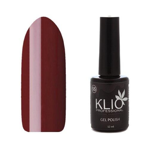 Гель-лак для ногтей KLIO Professional Вечеринка, 12 мл, №055 недорого