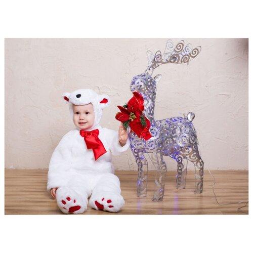 Костюм Baby-suit Белый мишка (DK03.3), белый, размер 68
