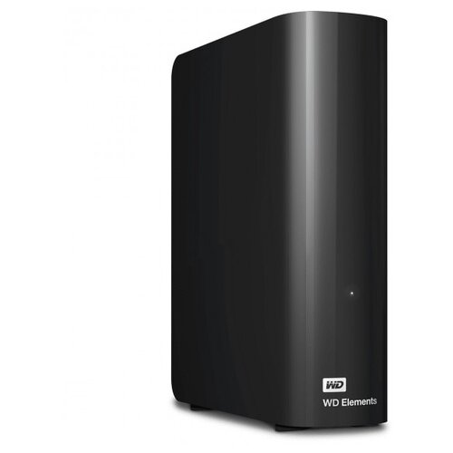 Фото - Внешний жёсткий диск WD Elements Desktop WDBWLG0120HBK-EESN 12ТБ 3,5 5400RPM USB 3.0 (G4C) внешний жёсткий диск wd elements desktop wdbwlg0100hbk eesn 10тб