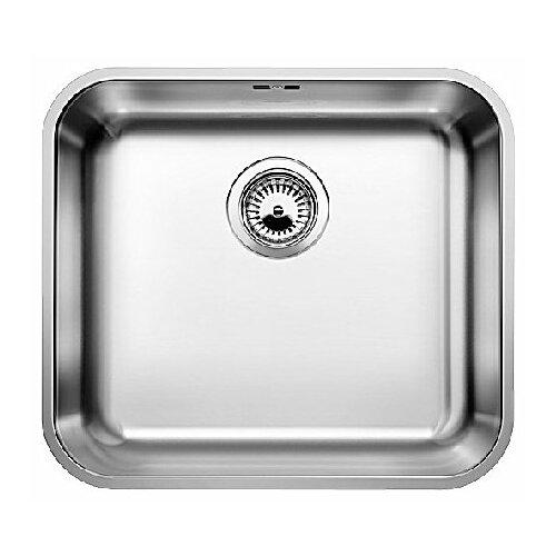 Фото - Врезная кухонная мойка 48 см Blanco Supra 450-U кухонная мойка blanco supra 450 u 518203