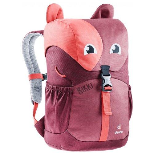 Рюкзак deuter Kikki 8 red (cardinal/maron) рюкзак городской deuter pico цвет синий 5 л