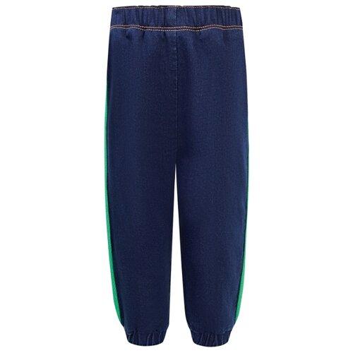 Брюки GUCCI 547187XJA65 размер 92, синий gucci розовые вельветовые брюки