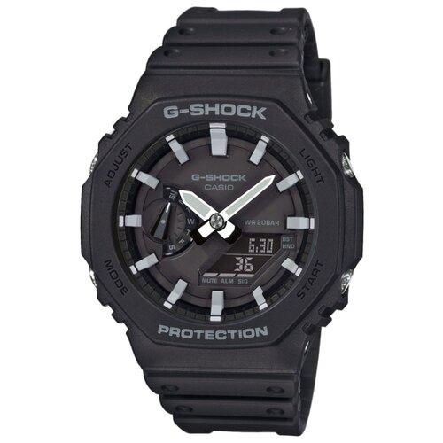 цена Наручные часы CASIO GA-2100-1A онлайн в 2017 году