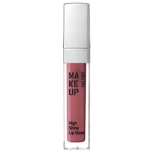 Make up Factory Блеск для губ с эффектом влажных губ High Shine Lip Gloss, 56 Rose Woods
