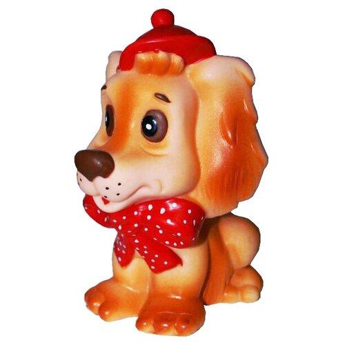 Купить Игрушка для ванной Кудесники Собачка Каштанка (СИ-140), Игрушки для ванной