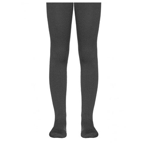 Колготки Conte-kids SOF-TIKI размер 140-146, темно-серый  - купить со скидкой