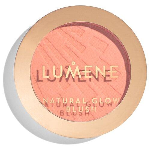 Lumene Румяна Natural Glow 1 Coral Glow lumene румяна natural glow 4 г lumene blush