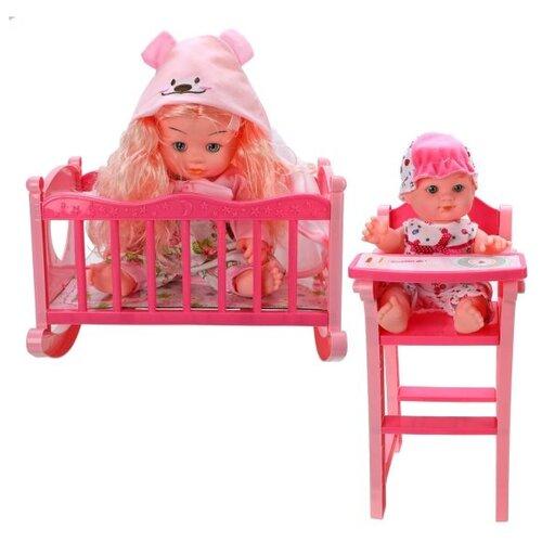 Набор кукол Shantou Gepai и аксессуаров 181405 антифриз sibiria тосол 40 1 кг
