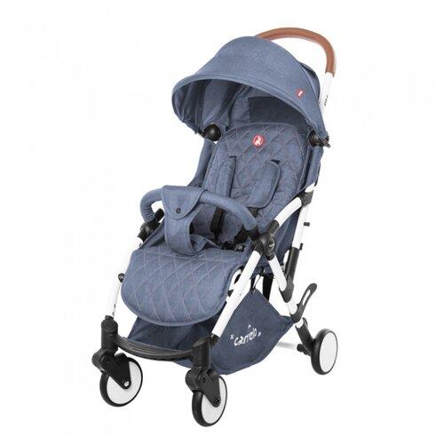 Купить Прогулочная коляска CARRELLO Pilot CRL-1418 denim blue, Коляски