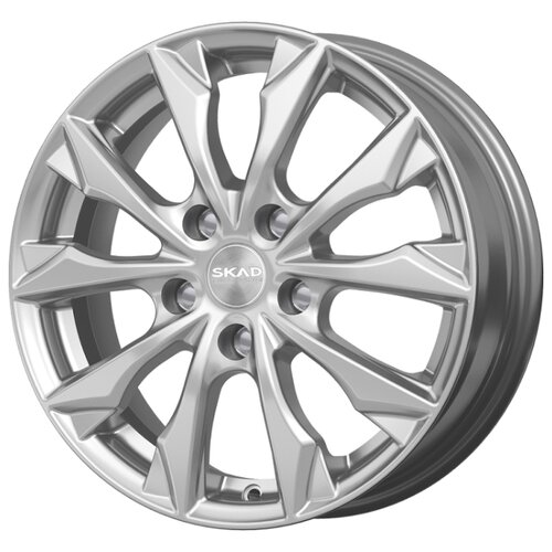 Фото - Колесный диск SKAD Нагоя 6x16/4x100 D60.1 ET41 Селена колесный диск skad нагоя 6x16 5x114 3 d67 1 et43 селена