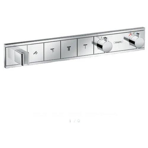 Фото - Термостат для ванны Hansgrohe RainSelect 15357000 термостат для ванны hansgrohe rainselect 15356400