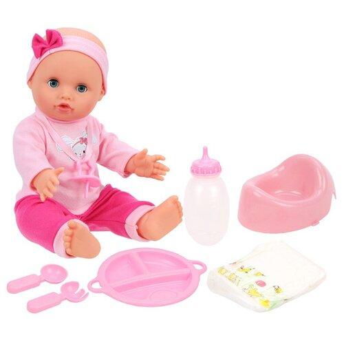 Пупс Mary Poppins Приучаемся к горшку, 30 см, 451285 куклы и одежда для кукол mary poppins кукла apple forest милли приучаемся к горшку 20 см