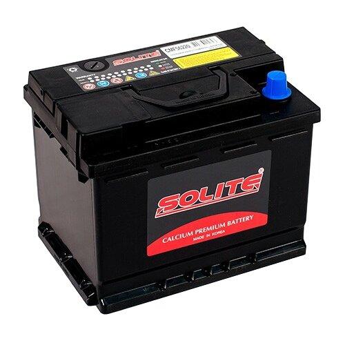 Автомобильный аккумулятор Solite CMF 56220